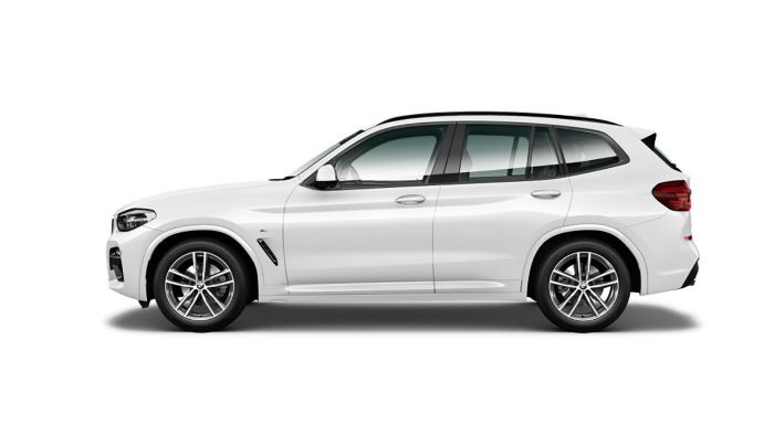 x3 bmw lateral
